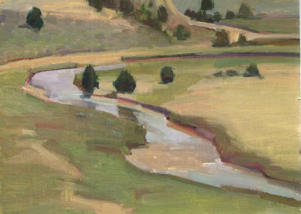 sevier river plein aire 001