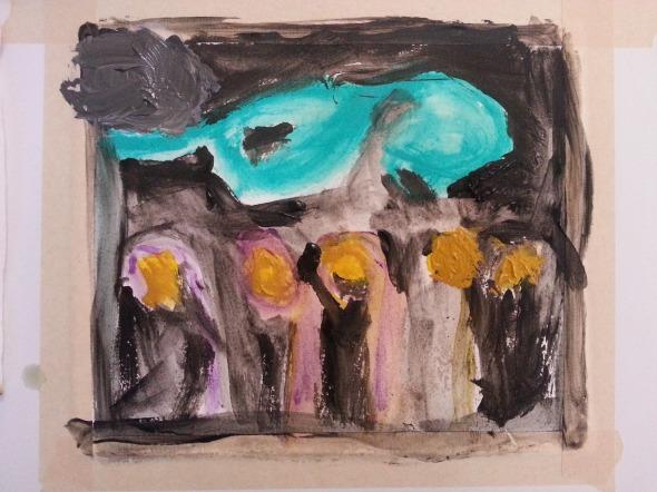 Ian art w/o frame